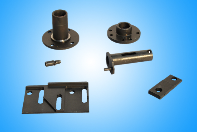 steel parts with parkerizing process